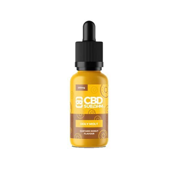 CBD Asylum 2000mg CBD E-liquid 25ml