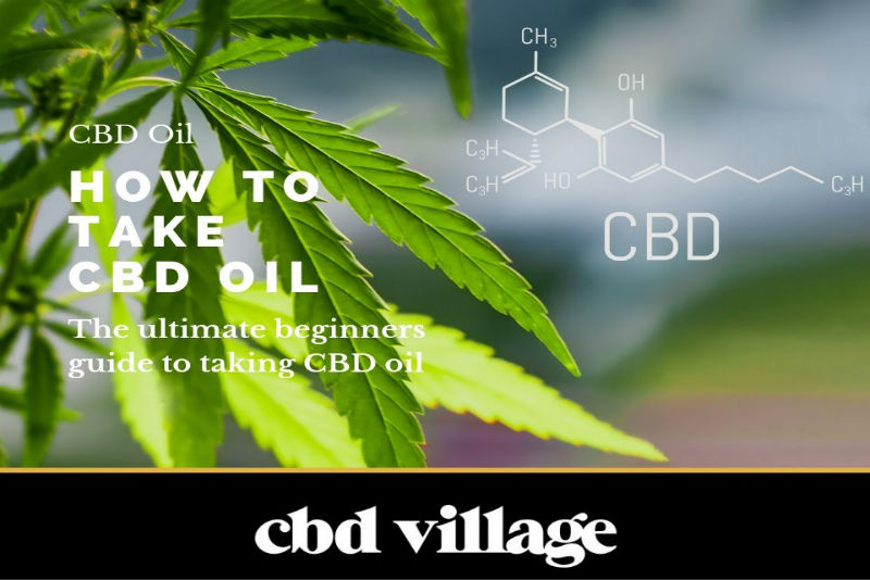 How To Take CBD Oil - Best Methods & Dosages