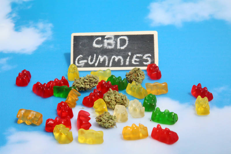 CBD Gummies For Sale UK