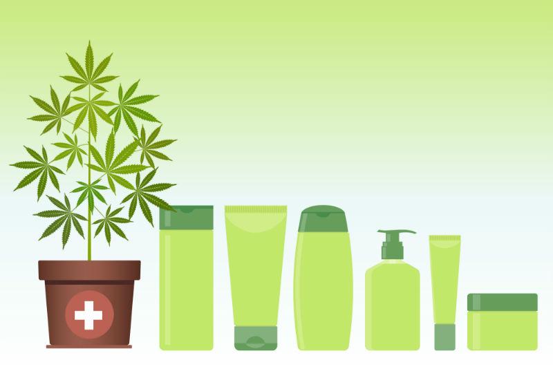 CBD Beauty Products Benefits