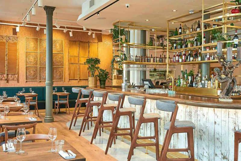 London CBD Farmacy Restaurant