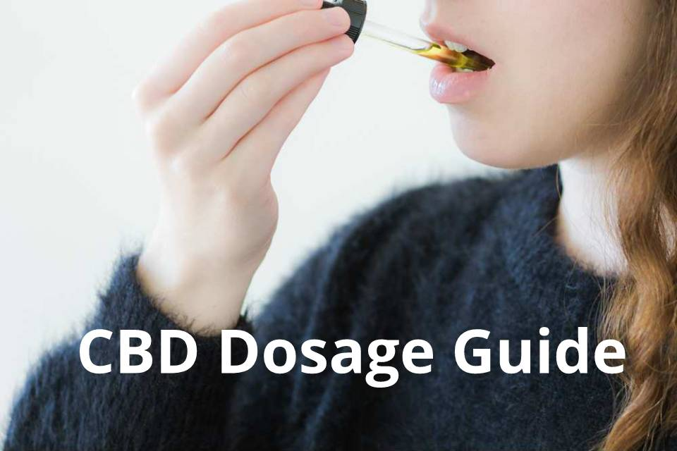 What CBD Dosage Should I Take