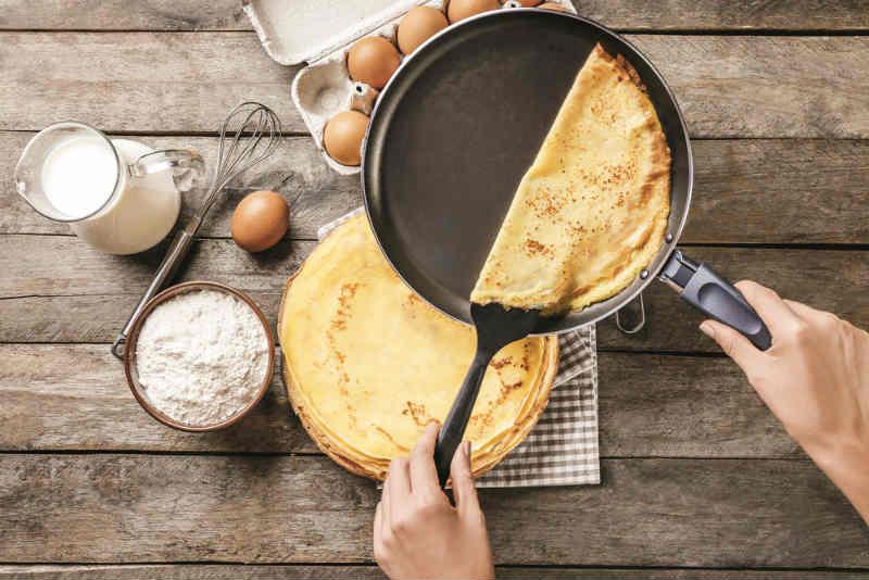 CBD Pancakes Recipe
