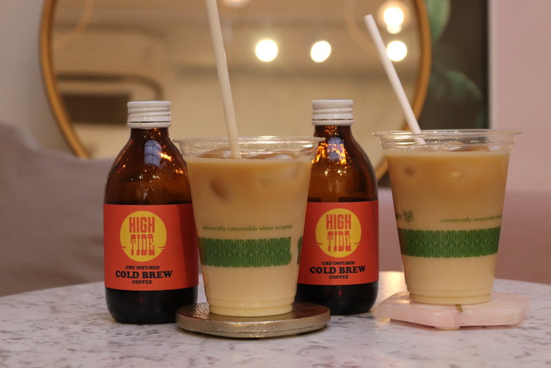 Glow Bar CBD Infused Coffee