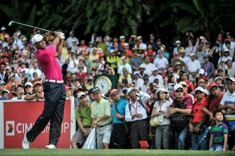 Tiger Woods Uses CBD
