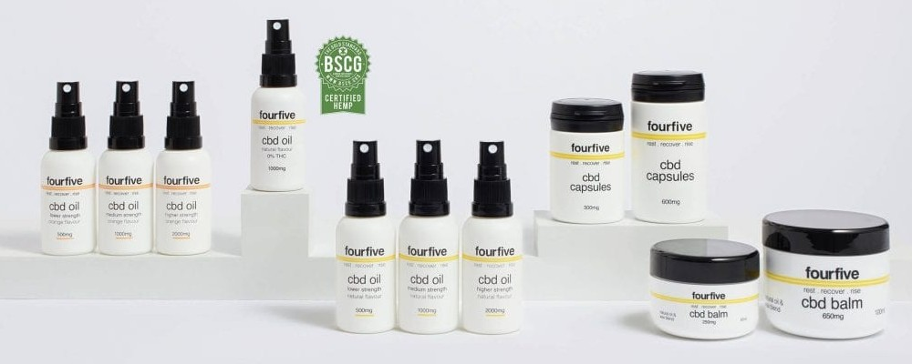 Fourfive CBD Oil Review