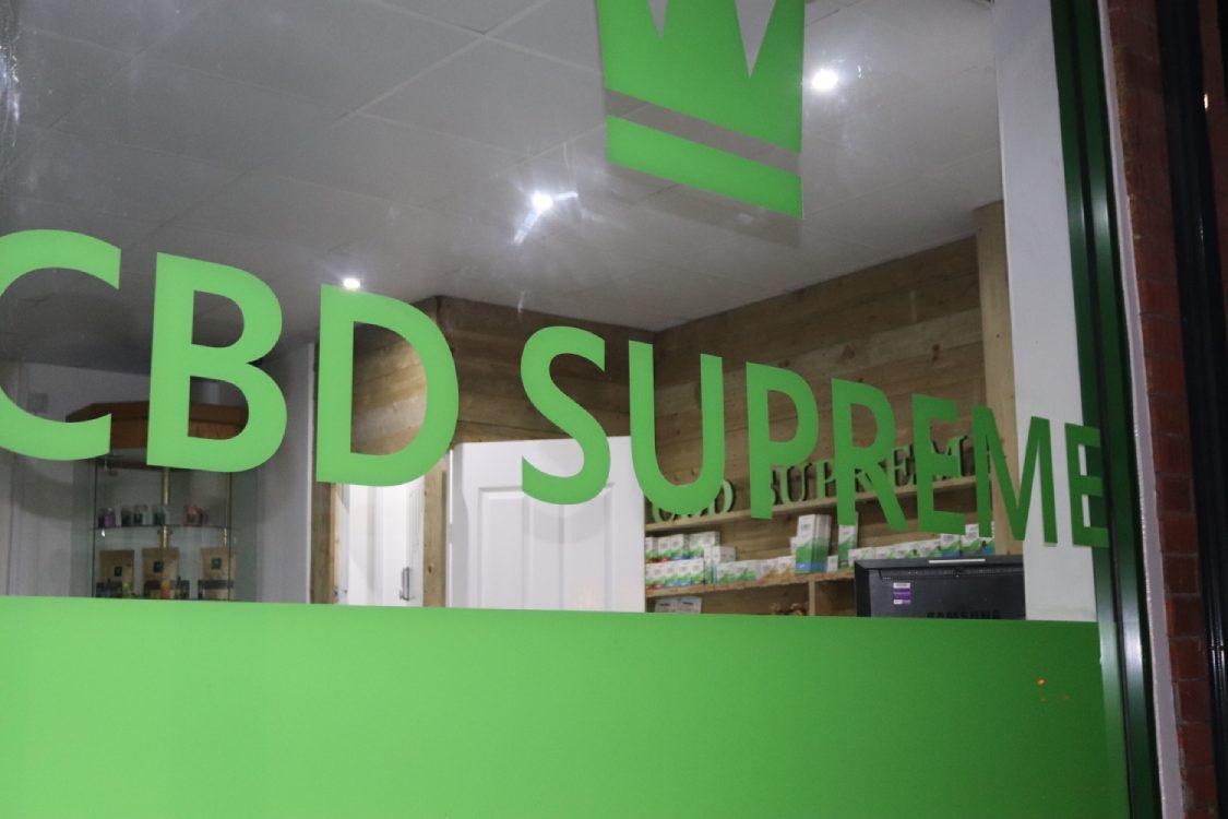 CBD Supreme Stoke