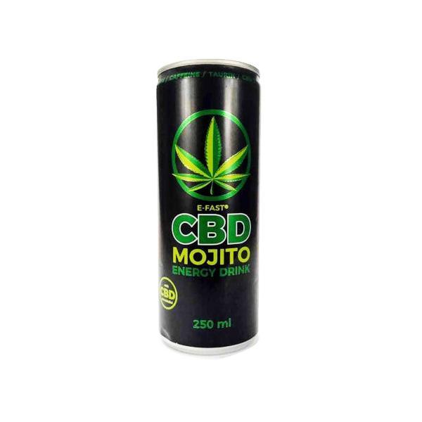 E-Fast CBD Mojito Energy Drink