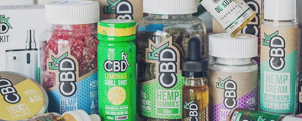 Buy CBDfx Online UK