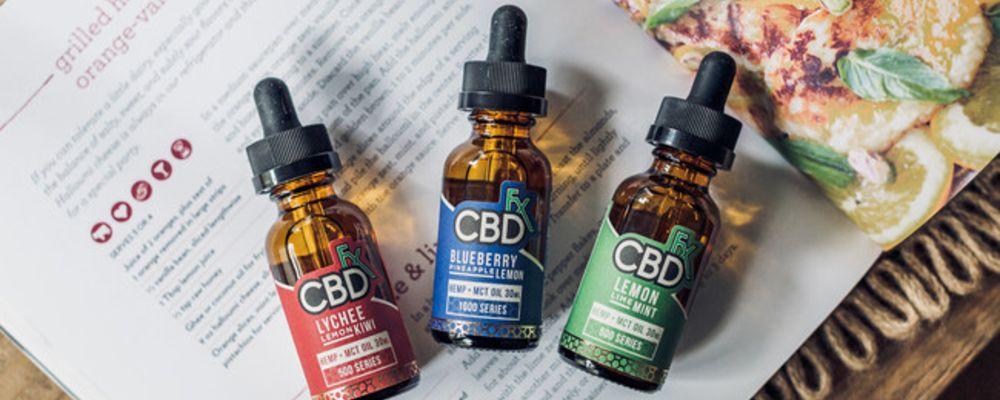 CBDfx CBD Oil Review