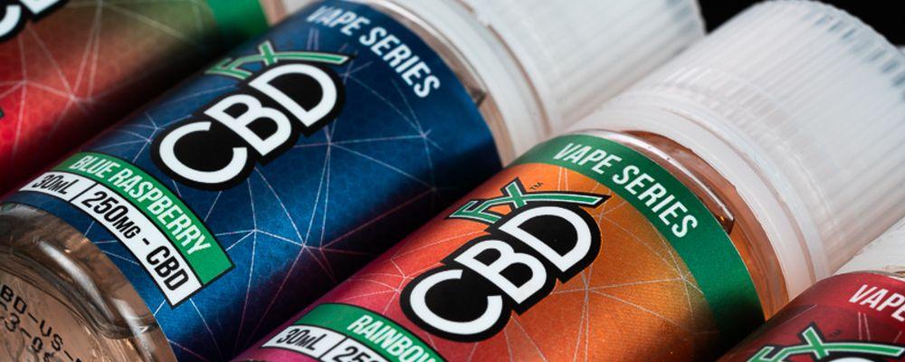 CBDfx CBD Vape Oil Review