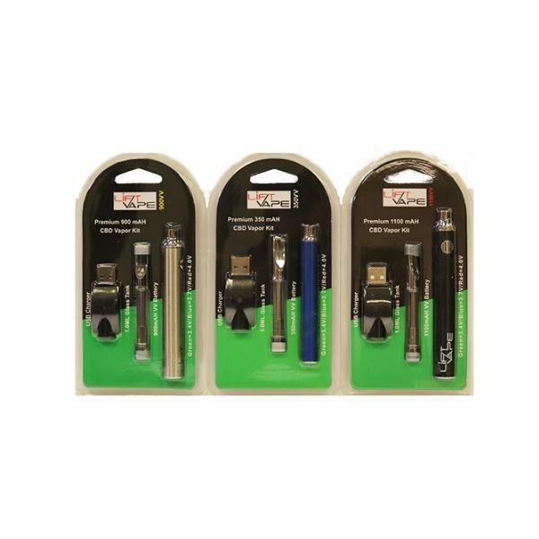 Lift Vape Premium CBD Vape Kit - 350mAh