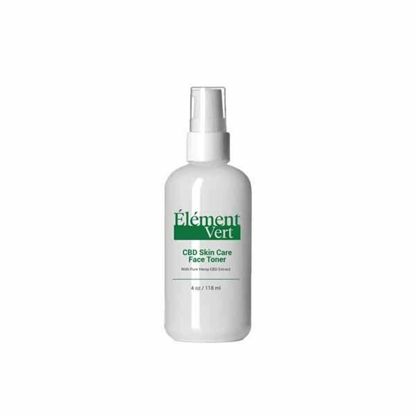 Element Vert CBD Skin Care Face Toner 118ml