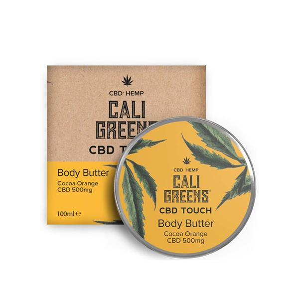 cbd village Cali Greens 500mg CBD Touch