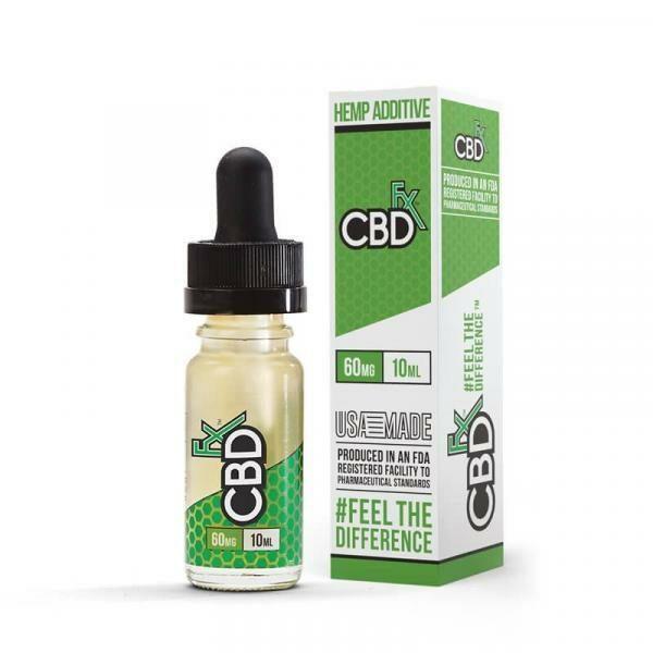 CBDfx 60mg CBD Vape Additive