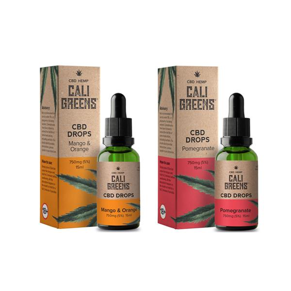 Cal Greens 750mg CBD Oral