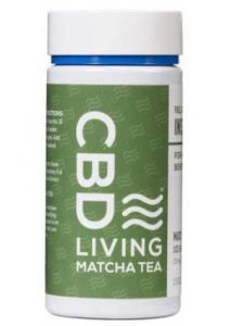 CBD Living Instant Matcha Green Tea