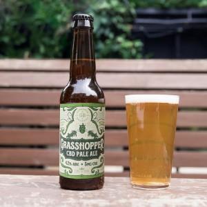 Grasshopper CBD Pale Ale