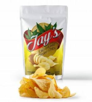 Jay's CBD-infused Potato Chips