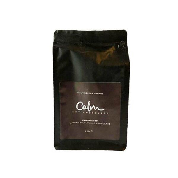 Calm CBD 100mg Belgian Hot Chocolate 250g Bag