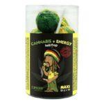 Euphoria Cannabis Maxi Lollipops