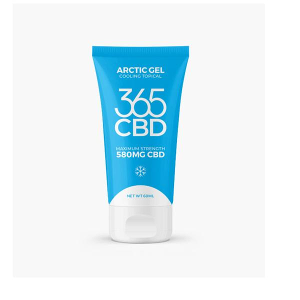 365 CBD Artic Gel