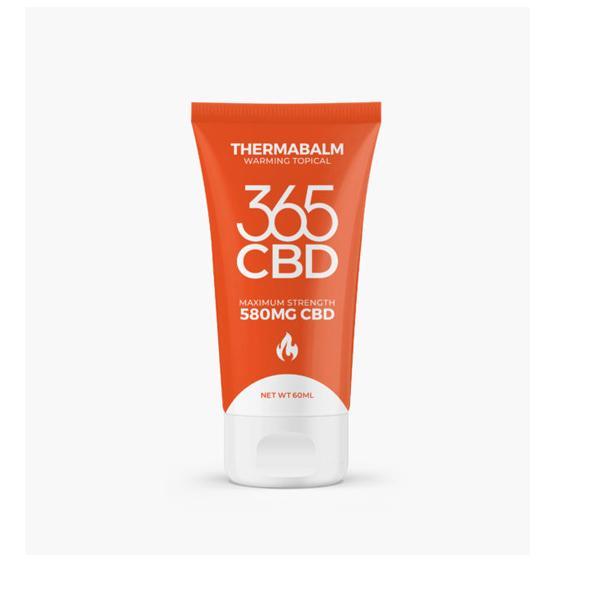 365 CBD Thermal Balm