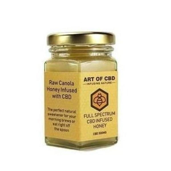 Art of CBD - Full Spectrum CBD Infused Honey