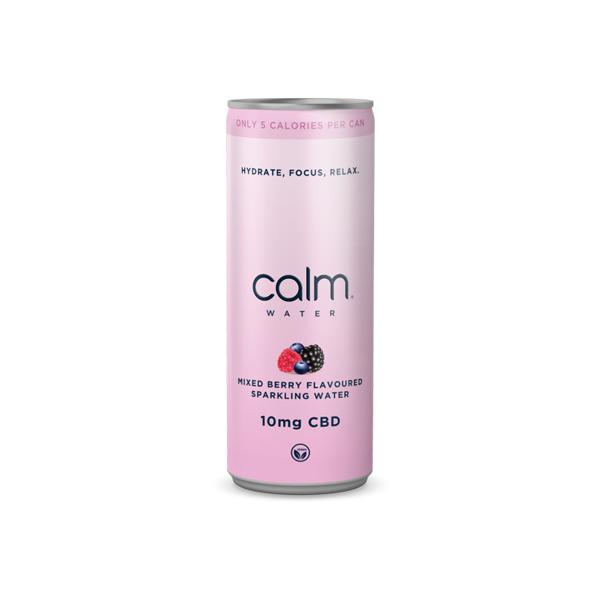 Calm Water CBD Drink