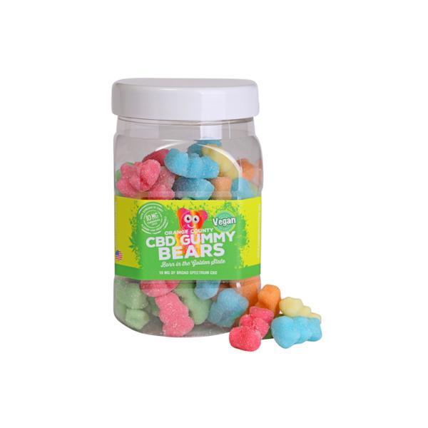 CBD Gummy Bears - Vegan