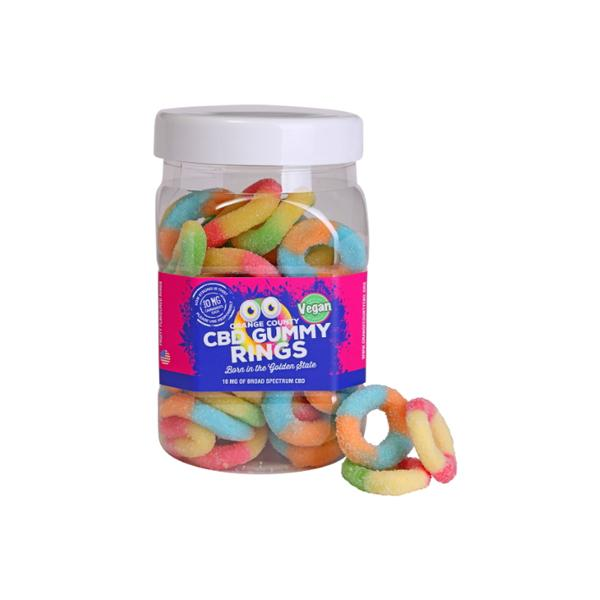 CBD Gummy Rings
