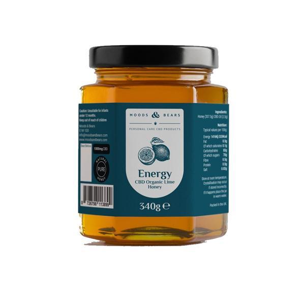 CBD Honey Energy