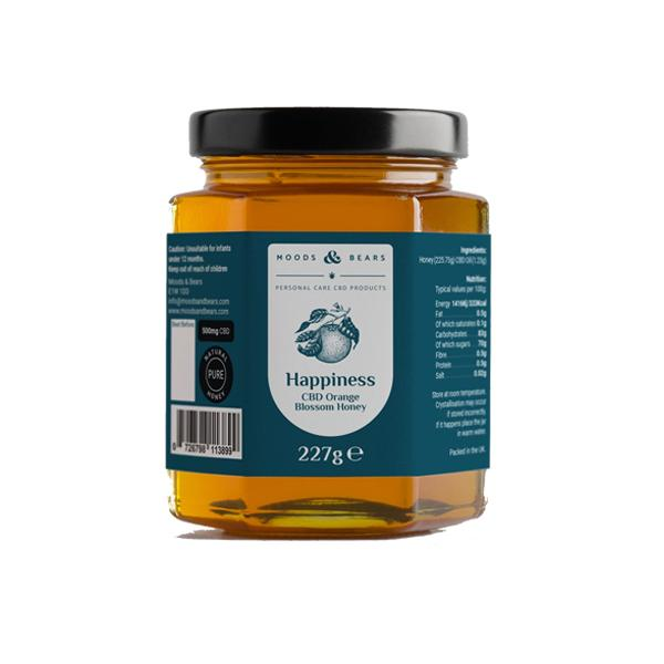 CBD Honey Happines