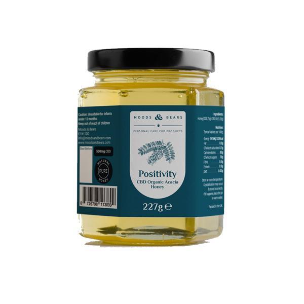CBD Honey Positivity