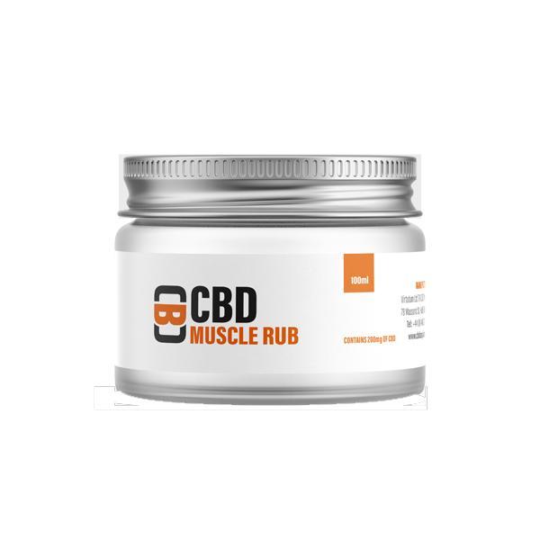 CBD Muscle RUB 100ml