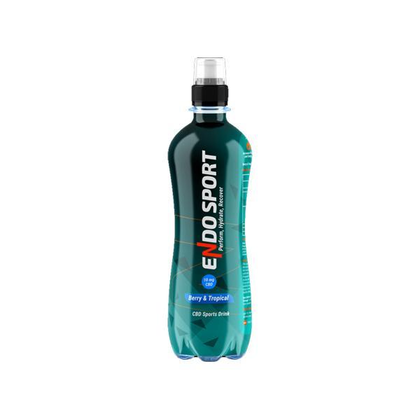 EndoSport | Berry & Tropical | CBD Sport Drink