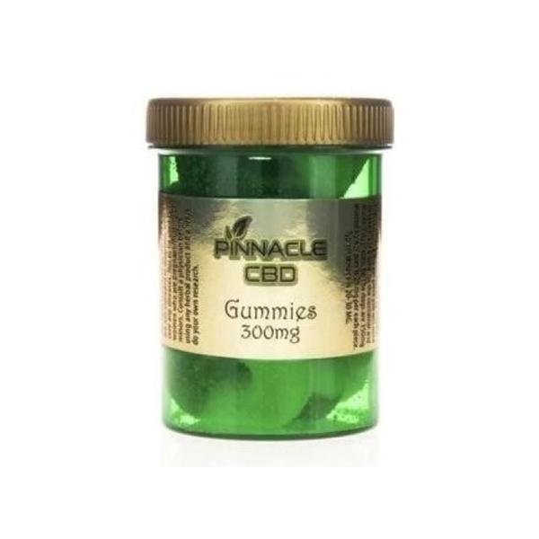 Pinnacle CBD Gummies 300mg