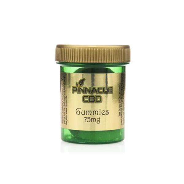 Pinacle CBD Gummies 75mg