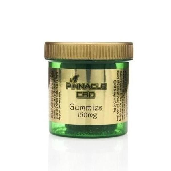 Pinnacle Hemp Infused Gummies