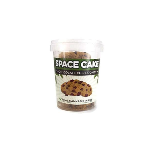 Space Cake | Chocolate Chip Cookies