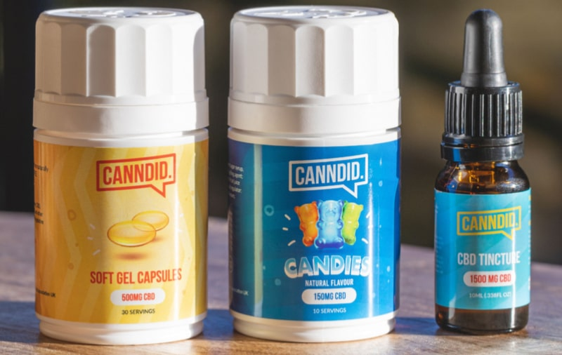 Cannmed Canndid CBD