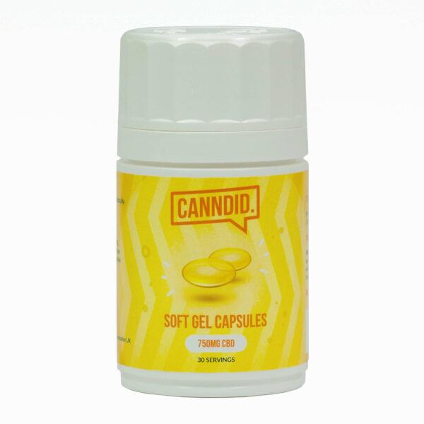 Canndid – CBD Capsules