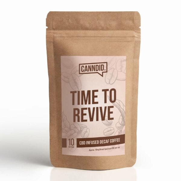 Canndid Coffee Decaf