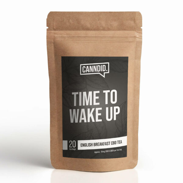 Canndid Tea English Breakfast Tea