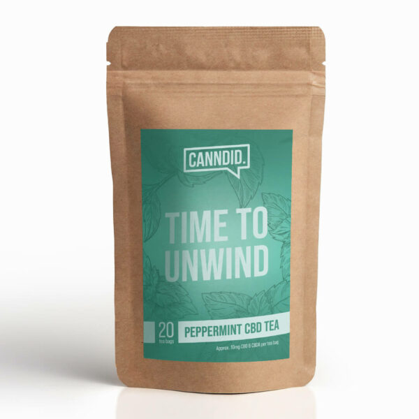 Canndid Tea Peppermint