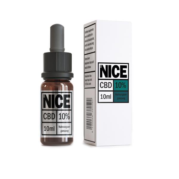 Mr Nice 10% 1000mg CBD Oil Drops 10ml