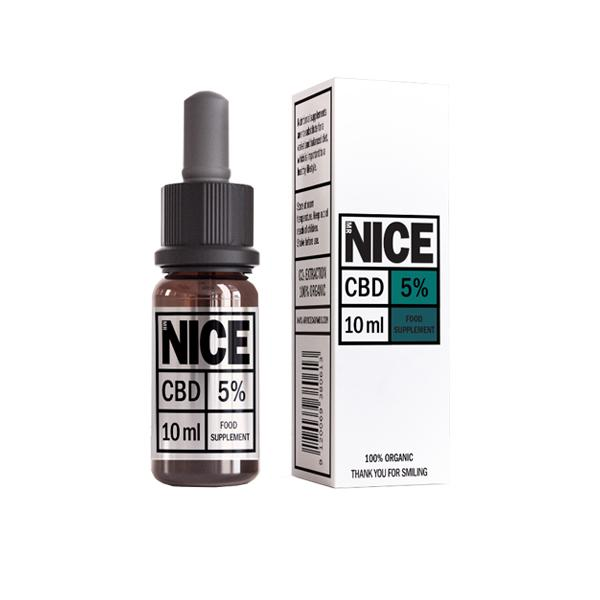 Mr Nice 5% 500mg CBD Oil Drops 10ml