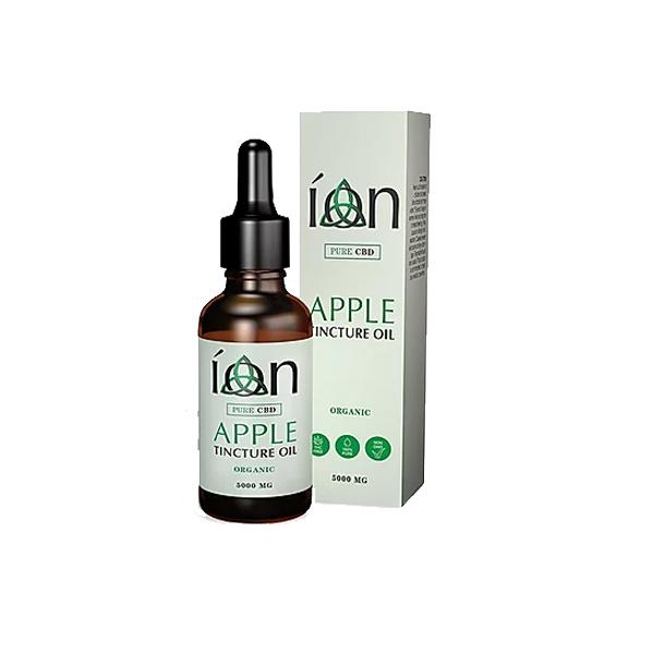 Ion Pure CBD 3000mg 30ml Tinture Oil Apple