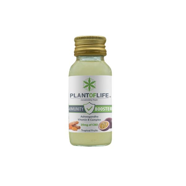 Plant Of Life 25mg CBD Immunity Booster 60ml