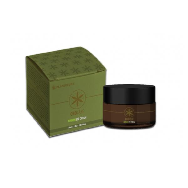 Plant Of Life 500mg CBD Fuzion Eye Cream 50ml